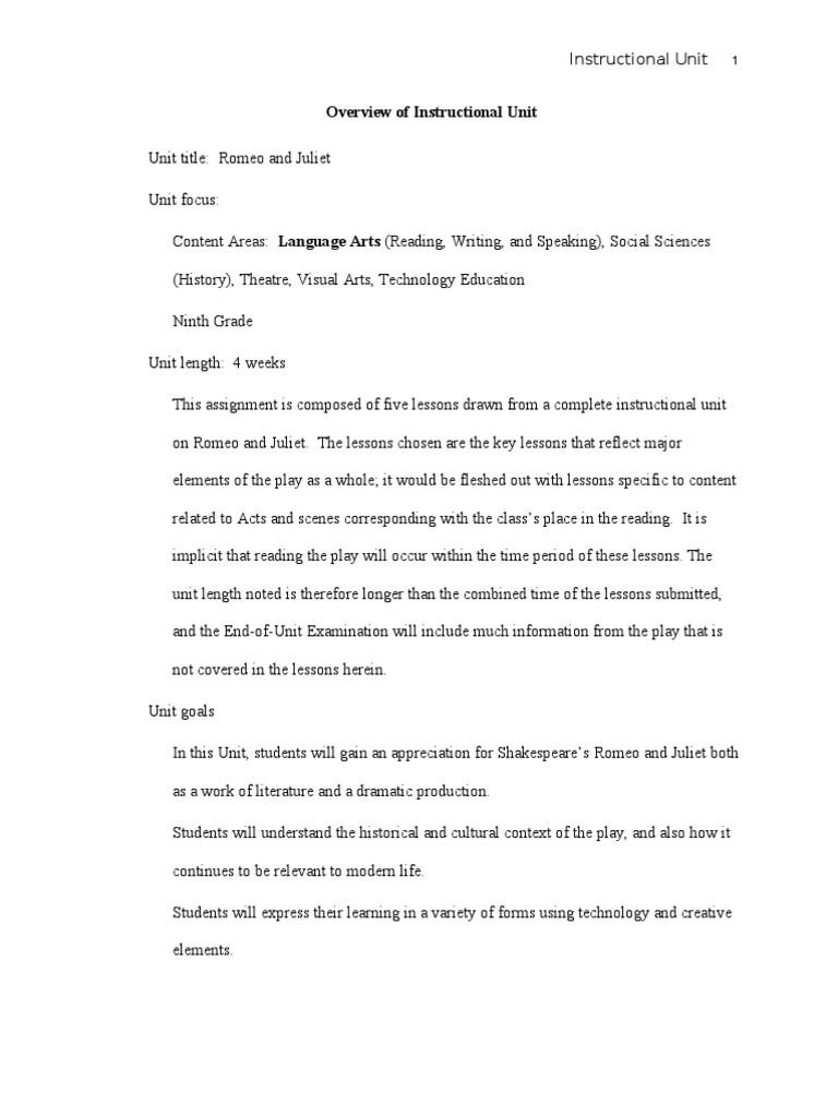 Romeo and Juliet Essay - ThePensterscom