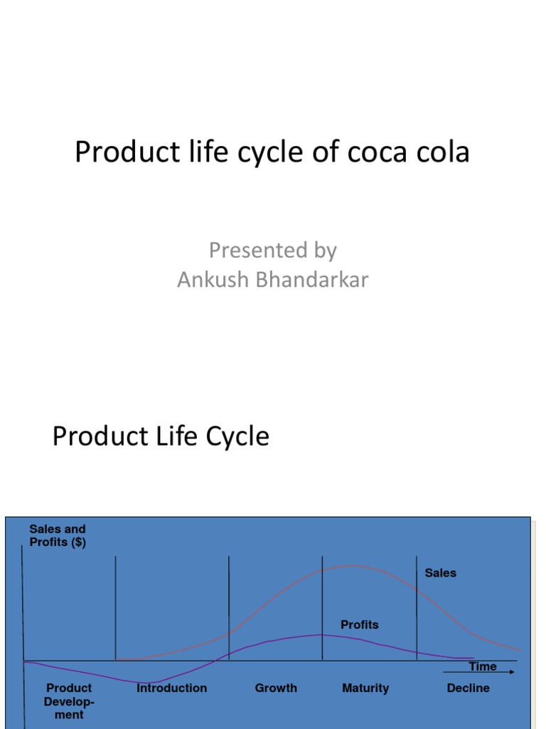 coca cola product life cycle Given many possible constraints in international markets, companies might initially introduce a product in limited areas abroad other organizations, such as coca-cola, decide to compete in markets worldwide 1 the product life cycle (plc) includes the stages the product goes through after development, from introduction to the end of the.