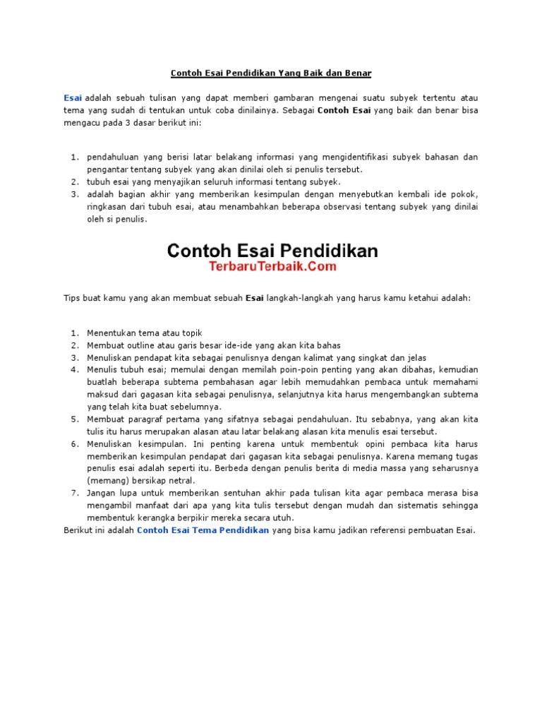 contoh essay tentang beasiswa Tema essay program beasiswa dataprint informasi tentang beasiswa dataprint yg di uploud di untuk link bisa kamu copi seperti pada contoh di.