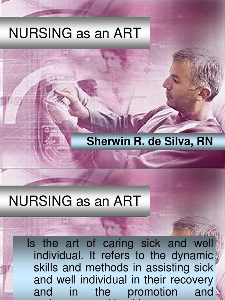 Personal nursing philosophy paper