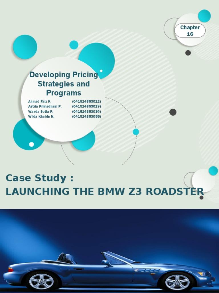 bmw case study in india strategy consumer segmentation