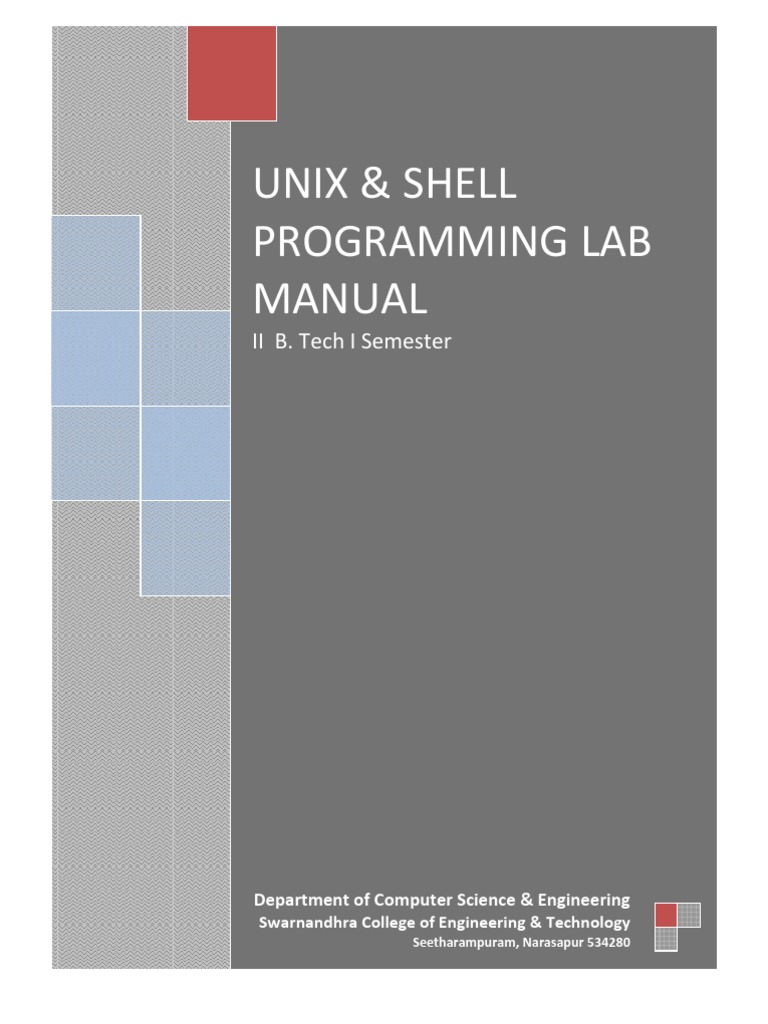 ALL LAB MANUALS for Subject Wise in Engineering