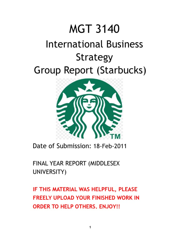 starbucks marketing essay Starbucks is a well known franchise marketing essay 10 introduction starbucks began its business in 1971 with a single store at seattle's pike place market by selling quality ground bean during that time, it was considered as a retailer of whole bean and ground coffee, tea and spices.
