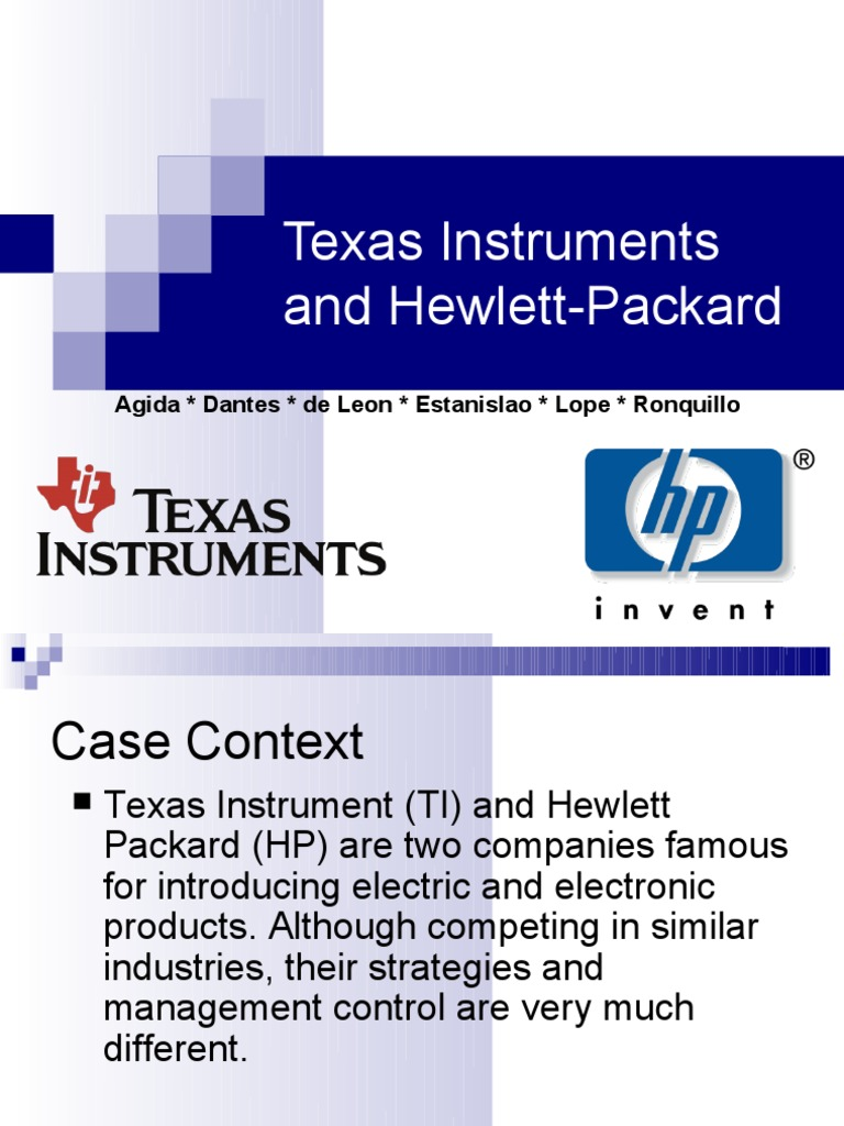 hewlett packard computer systems organization selling to enterprise customers case study analysis