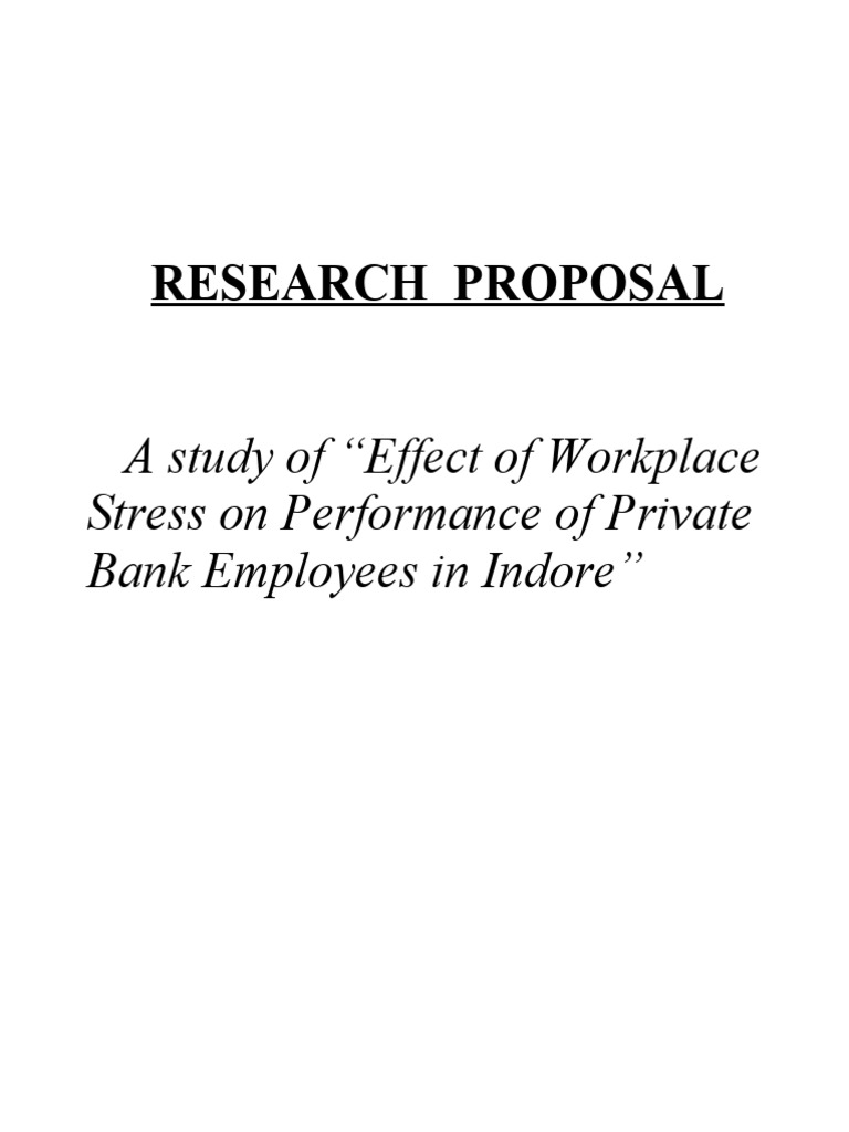 research proposal to study the impact of stress on students academic performance Academic performance using the university of zimbabwe  the academic performance of students hence research methods this study uses a dataset.