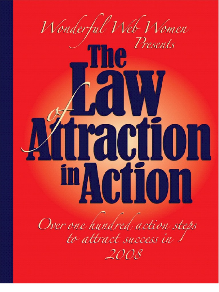 essay about law of attraction