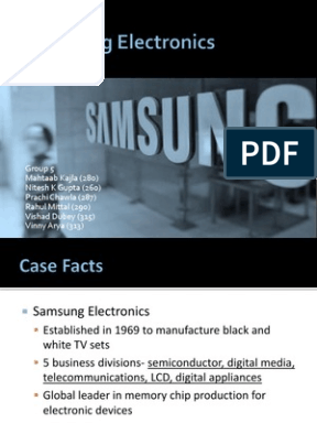 samsung electronics in corporate social responsibility Why corporate social responsibility matters samsung why corporate social responsibility samsung electronics is one of the.