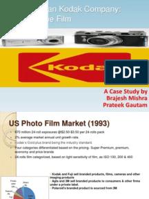 eastman kodak company funtime film analysis