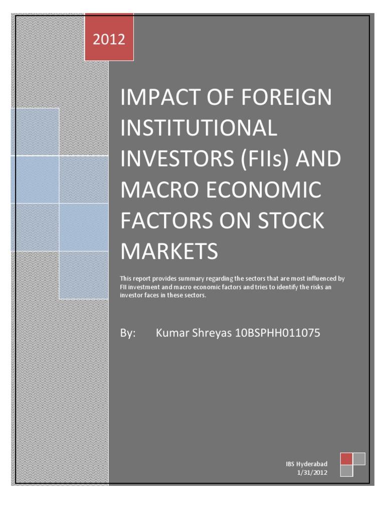 study or stock market essay