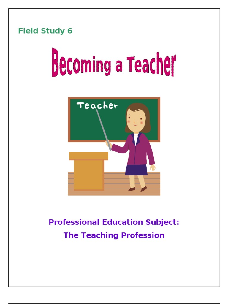 essay of teacher