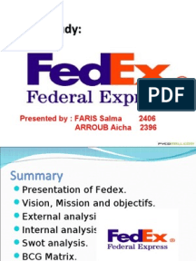 fedex case study analysis Package war: fedex vs ups case analysis, package war: fedex vs ups case study solution, package war: fedex vs ups xls file, package war: fedex vs ups excel file, subjects covered customer service decision making by robert e spekman, robert f bruner, lane crowder source: darden school of business 33 pages.