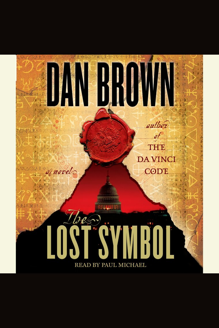 The Lost Symbol By Dan Brown And Paul Michael By Dan Brown And Paul