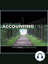 Radically Simple Accounting