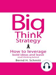 Big Think Strategy