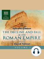 Decline and Fall of the Roman Empire, The - Volume I