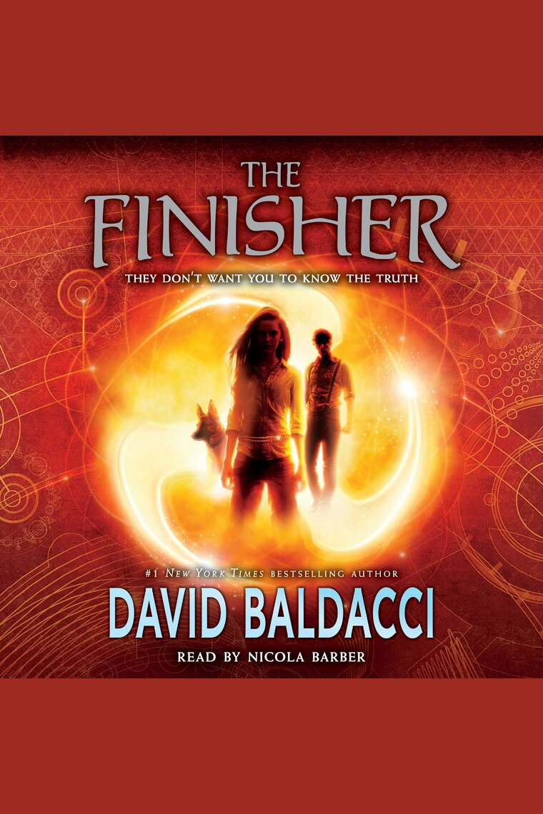 The Finisher by David Baldacci and Nicola Barber by David Baldacci and  Nicola Barber - Listen Online