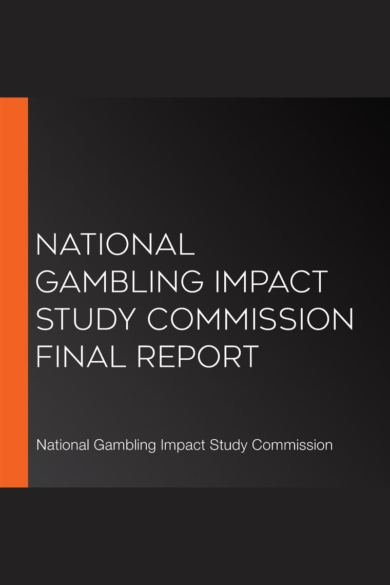 National impact study on gambling casino jet