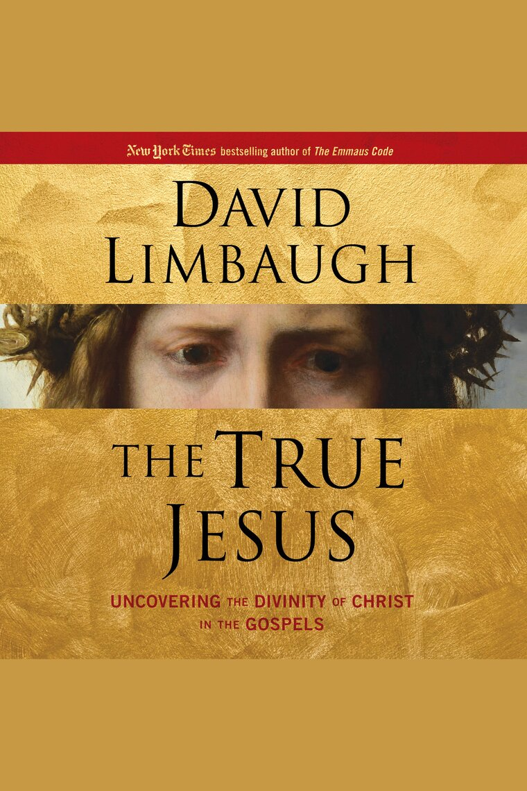 The True Jesus by David Limbaugh and Malcolm Hillgartner by David Limbaugh  and Malcolm Hillgartner - Listen Online