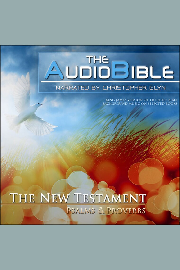 Audio Bible, The: Revelation by Christopher Glynn - Listen Online