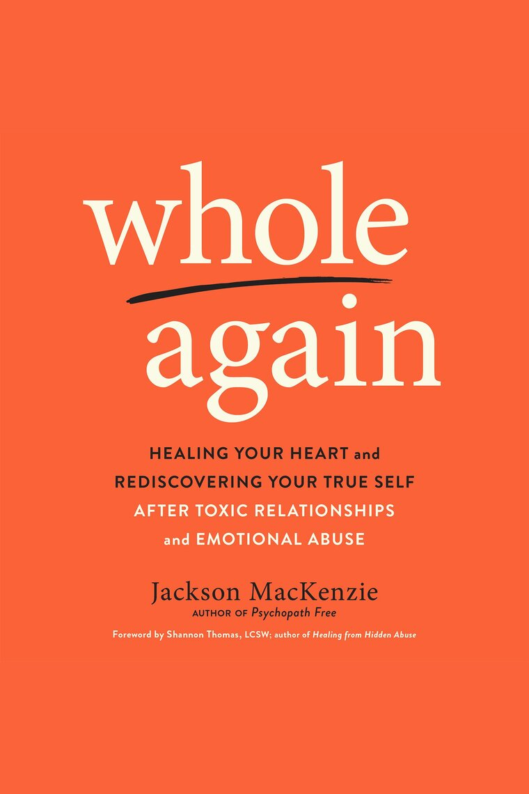 Trauma And Adhd May Lead Women To Self Harm Futurity >> Whole Again By Jackson Mackenzie Kaleo Griffith And Erin Spencer Listen Online