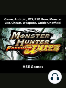 Roblox Game Login Download Studio Unblocked Tips Ch Listen To Monster Hunter Freedom Unite Game Android Ios Psp Rom Monster List Cheats Weapons Guide Unofficial Audiobook By Hse Games And John Mcnabb