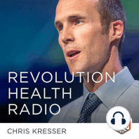 RHR: How Sauna Therapy Can Prevent & Reverse Chronic Disease, with Brian Richards: Research shows what countless cultures already know: sauna use is an essential part of a healthy lifestyle. Learn what makes near infrared saunas different.