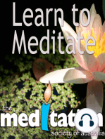 Class 1 - Meditation for Beginners