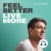 #27 Why We Sleep with Matthew Walker PART 2: Dr Chatterjee talks to world-leading sleep researcher, author of the international best-selling bookWhy We Sleepand Professor of Neuroscience and Psychology attheUniversity of California,Matthew Walker....