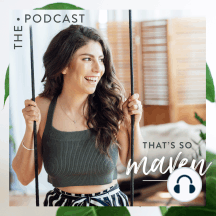[20] Can You Be Healthy and on Antidepressants + Why Mental Health Matters with Erin Bahadur from Erin's Inside Job: That's So Maven by The Healthy Maven — A Health and Wellness Podcast