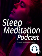 Sleep Meditation - Sleep Rain & Binaural Beats (Delta Wave)