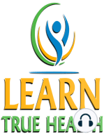 231 How To Be Healthy Without Willpower, Food Addiction, Overeating, Binging, Obesity, Weight loss, with Ph.D. Psychologist Glenn Livingston and Ashley James on the Learn True Health Podcast