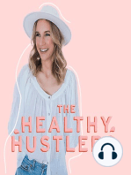 Leah Itsines - Healthy does not have to be hard.