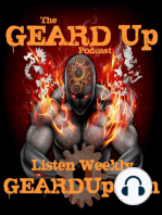 GEARD UP Bodybuilding Podcast Episode 149 – Paul Carter