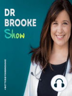 Sarah & Dr Brooke Show #132 The Low Down On Olive Oil