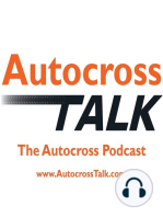 Jinx Jordan is this Autocross guest he has won a lot and taught a lot