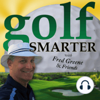 """Best Golf Workouts to Help Prepare for the New Season with TPI Certified Instructor Lynn Anderson: 581: Lynn Anderson, a TPI Certified instructor joins host Fred Greene to discuss different exercises to get us back in shape for the new golf season. They also talk about nutrition so you don't lose focus or have the """"wheels fall off"""" near the end of..."""