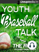 Jim Welcomes Matt Bowen, Youth Baseball Coach