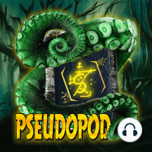 """PseudoPod 649: Whatever Comes After Calcutta: Author : David Erik Nelson Narrator : Rish Outfield Host : Alasdair Stuart Audio Producer : Chelsea Davis Discuss on Forums """"Whatever Comes After Calcutta"""" first appeared in The Magazine of Fantasy & Science Fiction in November 2017,"""
