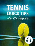 009 Improve Your First Serve By Getting A Real Second Serve