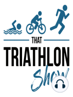 Q&A #14 - Half marathon training with cycling as cross-training, maintaining run fitness during a swim-bike focus block, and my best coaching advice to you for 2019