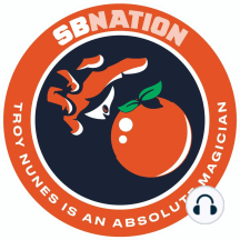 Troy Nunes Is An Absolute Podcast: Notre Dame Review/Duke Preview: John is joined by Dan and Jared to discuss Syracuse's big upset at Notre Dame, the Orange's non-existent NCAA Tournament prospects and of course, beer.