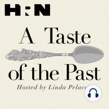 Episode 58: Royal Weding Feasts: This week on A Taste of the Past, Linda explores the decadent feasts behind royal weddings. Joined by food historian and period cookery instructor Ivan Day, she predicts what might been seen on the plates of guests at Prince Williams wedding and reveals t