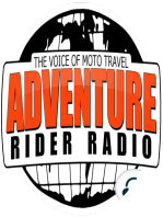 Getting There is Half the Fun - Motorcycle Adventures - Will Wilkins & Kate Macdonell