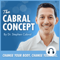 568: Body Types, Gut Cleansing Steps, Concussion, Swollen Knuckles, Food Testing Prep (HouseCall): Welcome to our first Cabral HouseCall of the weekend! Here are today's community questions: Jen: Hi Dr. Cabral I've heard you talk a little about body types and wondered how much this affects what each type eats and how they are supposed to exercise....