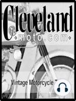 Cleveland Moto 124 What is your LEAST favorite motorcycle? Auction Sniping and Shill bidding.