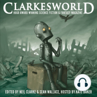 "Oracle by Lavie Tidhar (audio): This episode features ""Oracle"" written by Lavie Tidhar. Originally published in Analog Science Fiction and Fact, September 2013. Reprinted in the the July issue of Clarkesworld Magazine and read by Kate Baker.  Text of this story can be found at: http:"