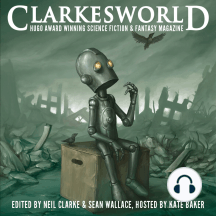 "Forever Bound by Joe Haldeman (audio): This episode features ""Forever Bound"" written by Joe Haldeman. Originally published in Warriors, edited by Gardner Dozois and George R. R. Martin. Reprinted in the the July issue of Clarkesworld Magazine and read by Kate Baker.  Text of this story can"