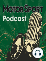 Derek Warwick podcast in association with Mercedes-Benz