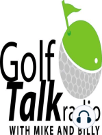 Golf Talk Radio with Mike & Billy 3.16.13 - Mike's Course, Golfer Sink Hole, Live Shot of the Day & GTR Hot Topic; Golf Lessons - Hour 1