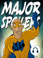 Major Spoilers Podcast #565 - THE INCREDIBLES SEQUEL!